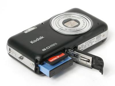 Las baterías de las cámaras digitales