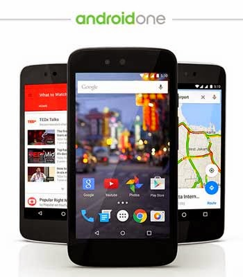 Android One Android™ 5.1, Lollipop