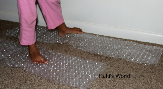 Bubble Wrap Play
