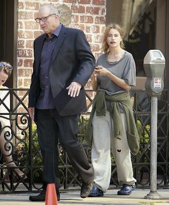 Modern Family - Season 6 - Set photos - August 7, 2014
