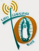 Sintoniza  radio guadalupana por el 98.9 fm