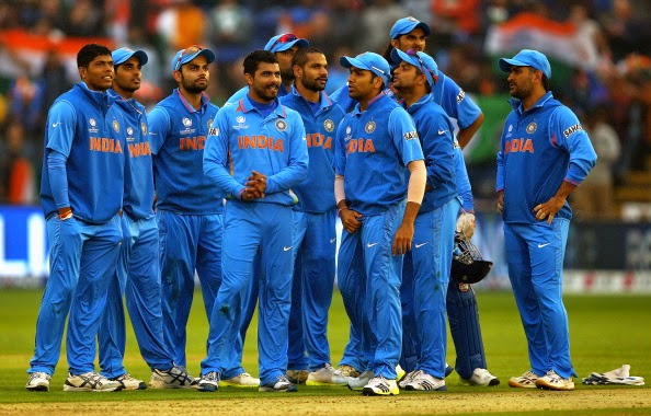 Indian Cricket Team Squad for ICC Cricket World Cup 2015