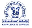 National Model School Coimbatore Logo