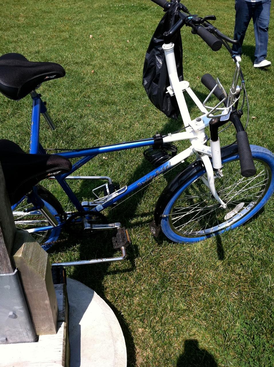 Buddy Bike - Side By Side Tandem | Adventure Boldly