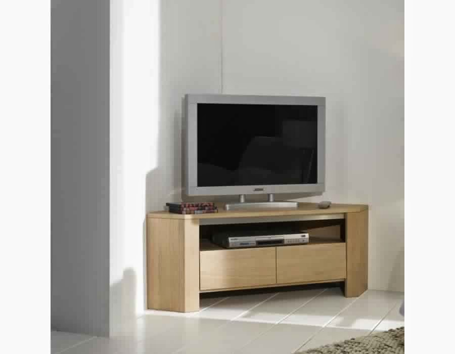 Meuble tv angle ikea maison design Meuble support tv ikea