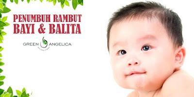 Minyak Kemiri - Penumbuh Rambut bayi dan balita