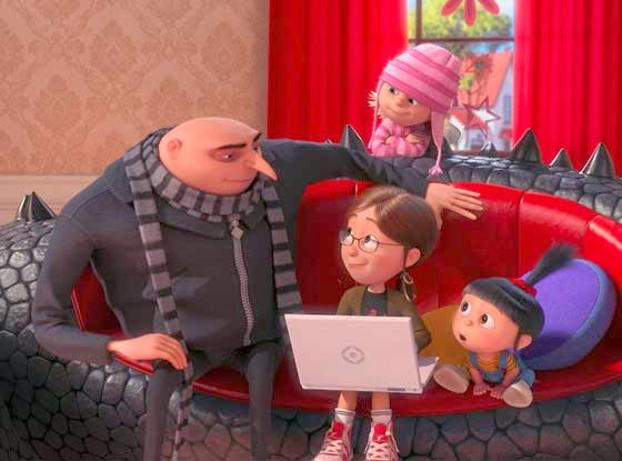 Gru-daughters