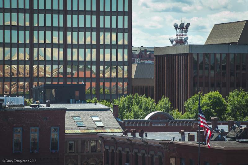Portland, Maine City Photography by Corey Templeton. July 2013.