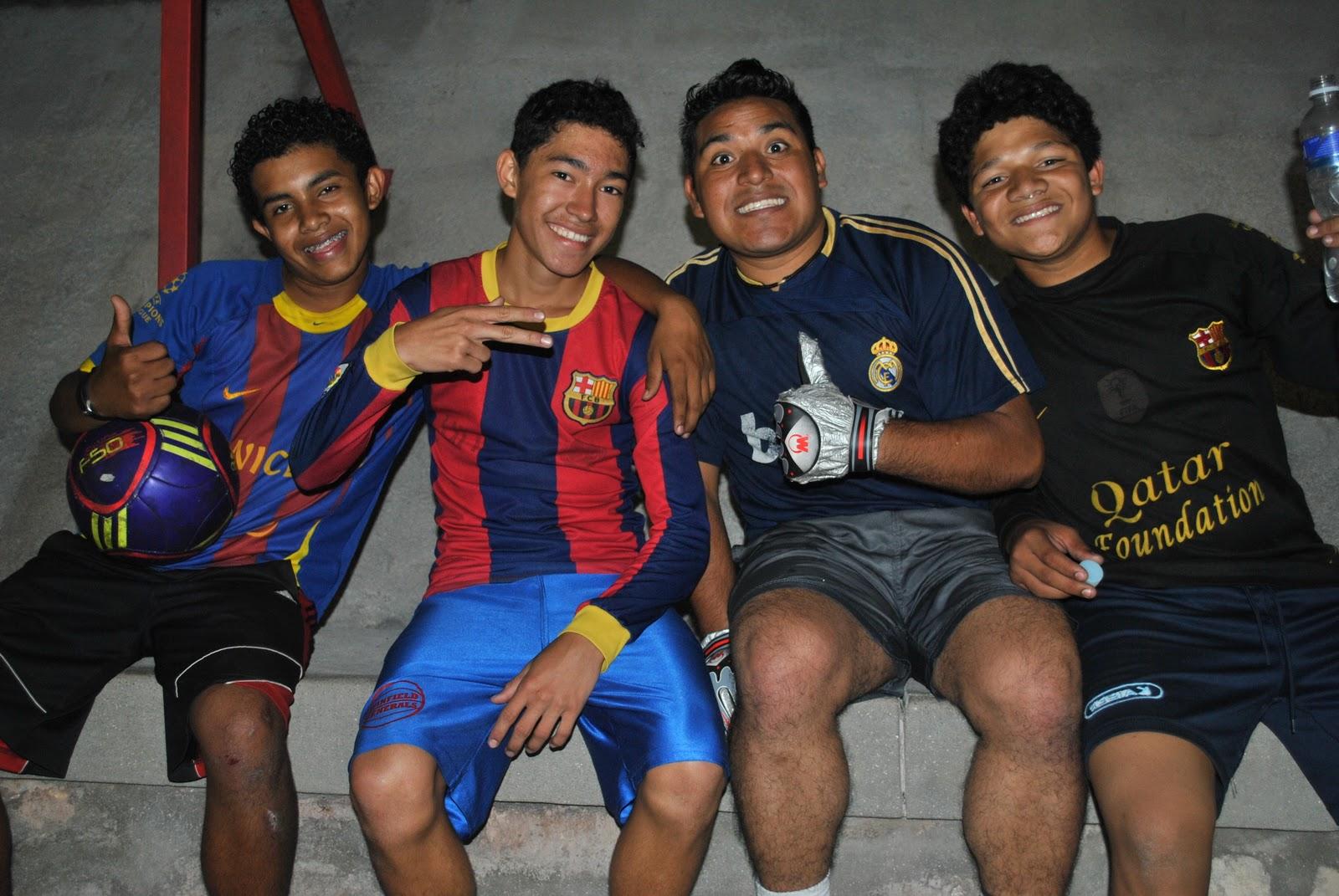 Honduran guys