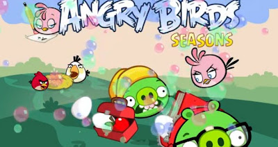 Angry Birds Seasons Back to School Full Version