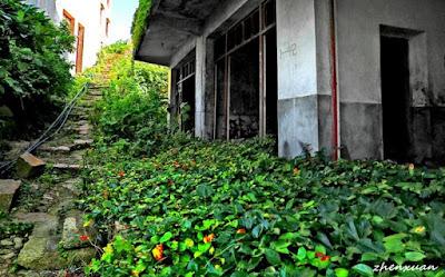 Il villaggio abbandonato di Houtou Wan
