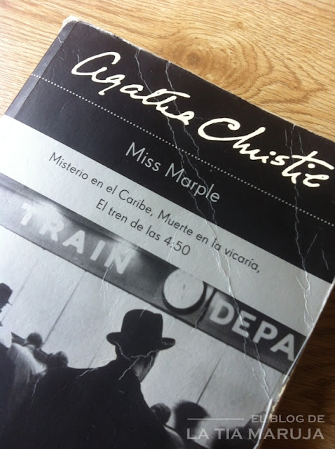 Agatha Christie libro Miss Marple