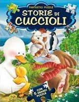 Storie di Cuccioli - 5 Puzzle