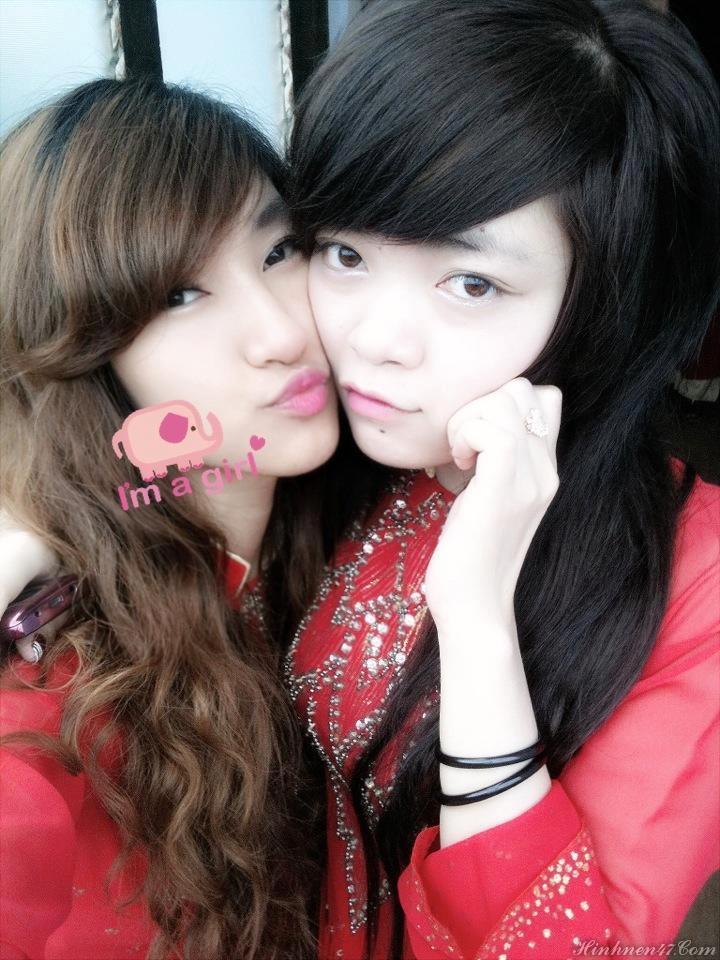 girl xinh Linh Tây Facebook