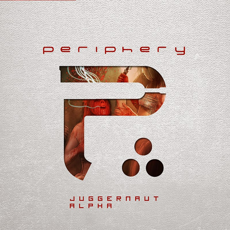 Juggernaut Alpha de Periphery - Gostei da Capa #1