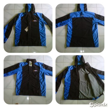 jaket gunung outdoor national geographic bahan dalam iner