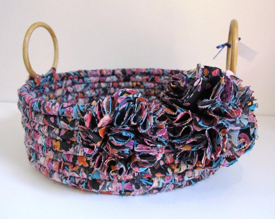 Вязание из обрезков