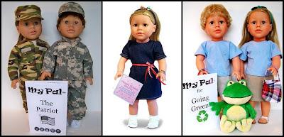 My Sibling My Pal Dolls
