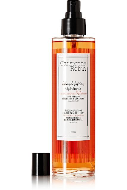 Christophe Robin Regenerating Hair Lotion review via www.fashionedbylove.co.uk british fashion blog
