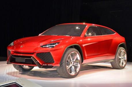 Lamborghini Urus Price.