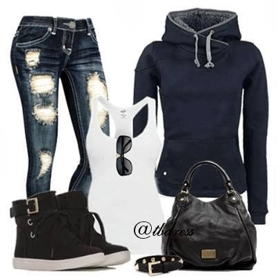 Ladies Outfit set For Winters