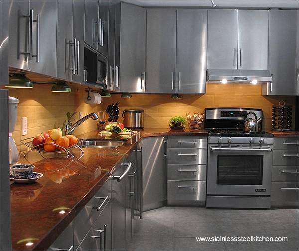 Arquitectura de casass november 2011 for Cocinas de acero inoxidable para casa