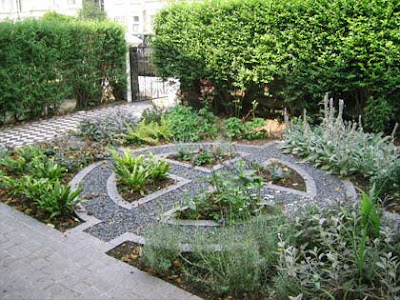 Top landscape garden design styles for Victorian garden designs