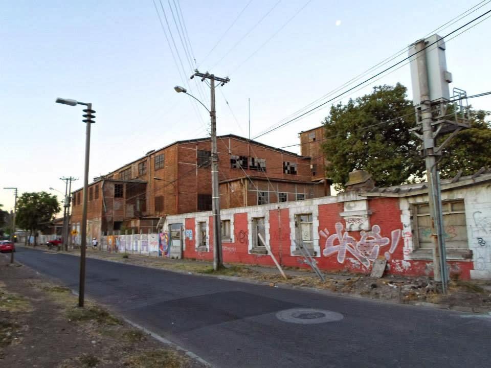 Instalaciones antiguas del sector PEDRO DEL RIO ZAÑARTU