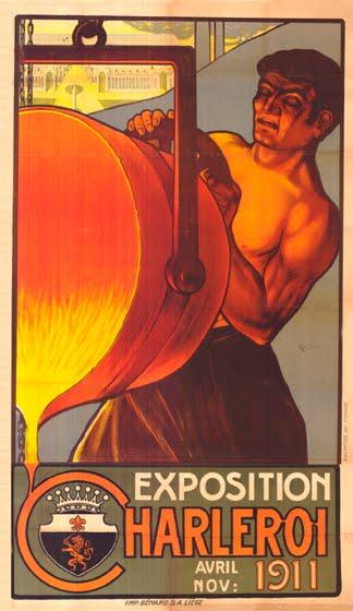 L'Exposition de Charleroi en 1911