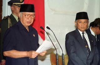 Soeharto Dan BJ Habibie