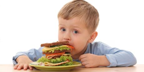 Nesidades nutricionales niños