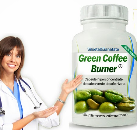 pastile de slabit green coffee