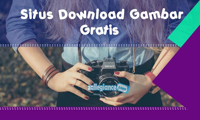 Situs Internet Tempat Download Gambar Gratis II