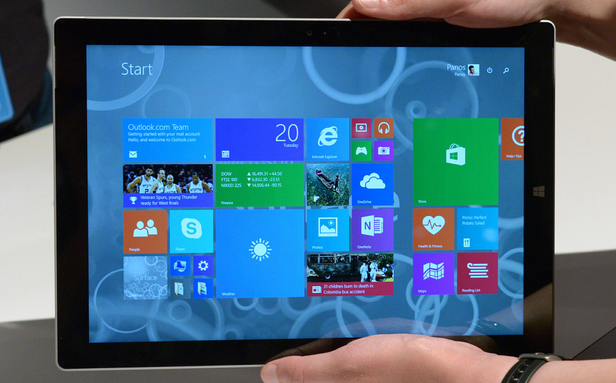 Microsoft Surface Pro 3 in Hong Kong Stores