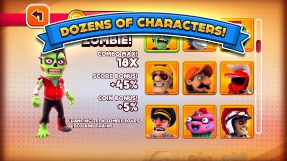 screenshot 5 Joe Danger v1.0.7