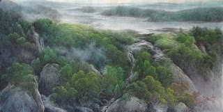 Misteriosos Paisajes del Lejano Oriente Vistas Naturales