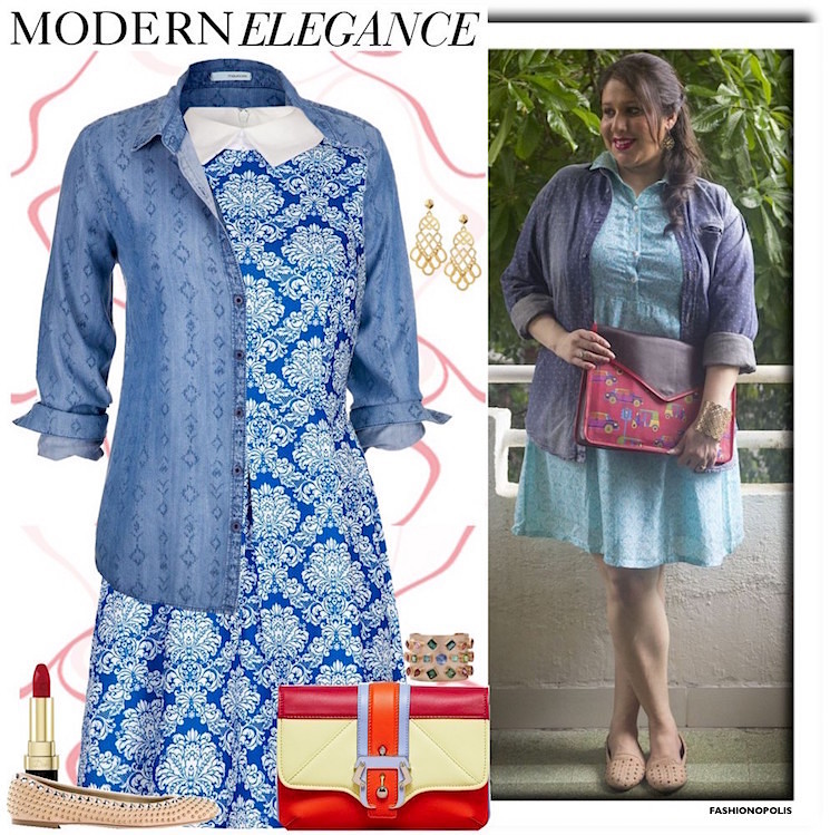 Plus Size Fashion Blogger India-Fashionopolis-Breaking Plus Size Fashion Rules & Myths-Plus Size Fashion