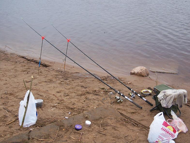 самодельные прикормки для рыбалки
