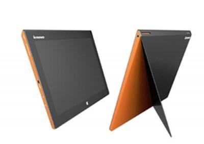 Desain Tablet Lenovo Folder Pad Mirip Microsoft Surface
