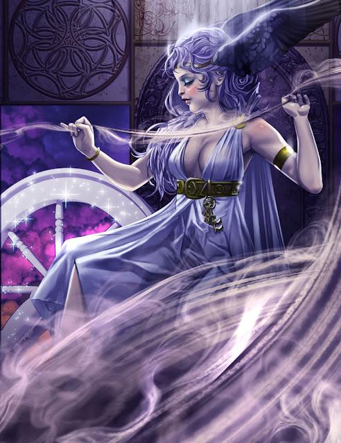 portal dos mitos frigga
