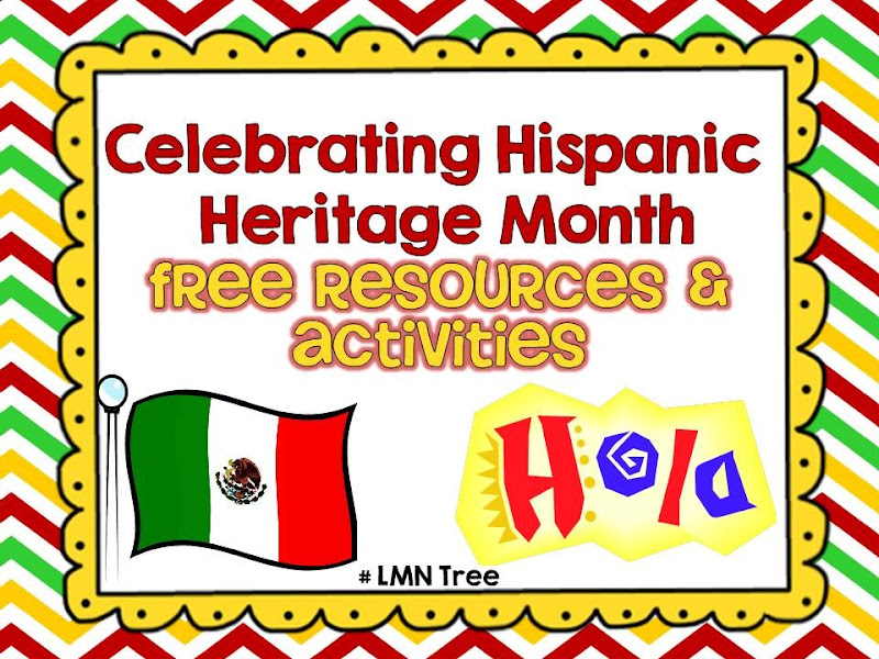 Great Free Resources to Help Celebrate Hispanic Heritage Month title=