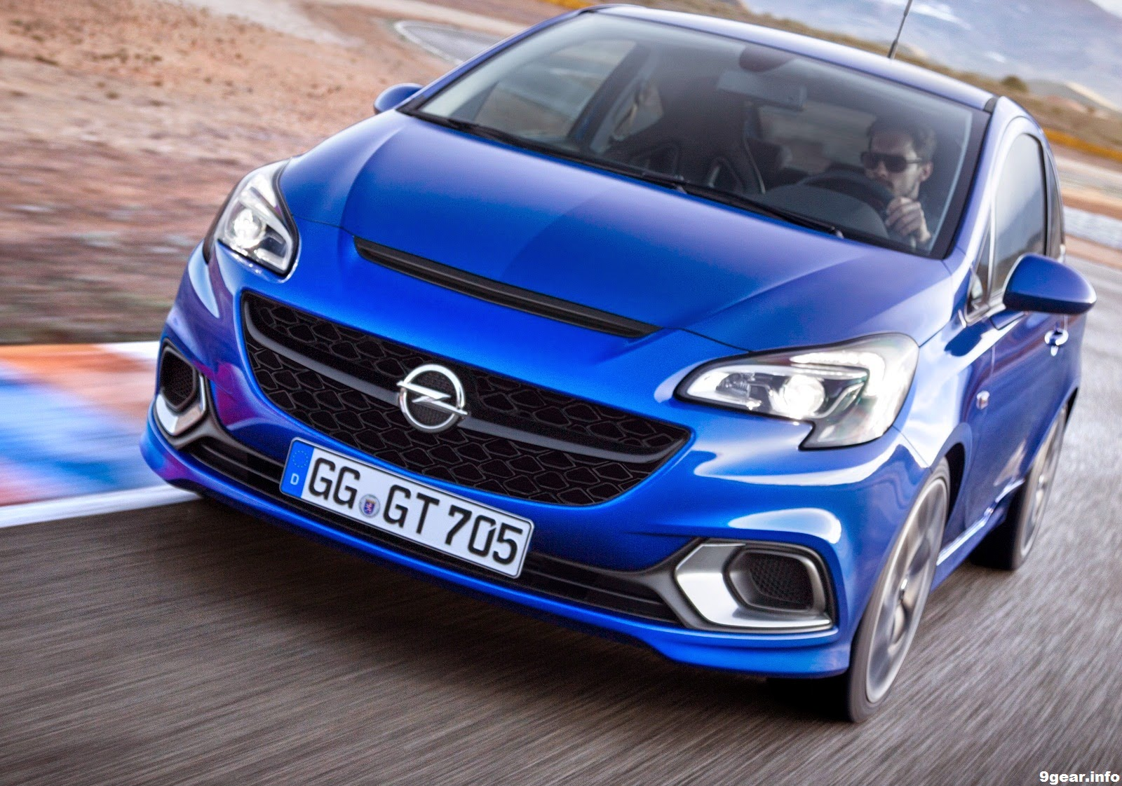 2016 opel corsa opc performance package car reviews. Black Bedroom Furniture Sets. Home Design Ideas