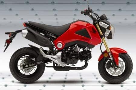 Moge Honda Terbaru