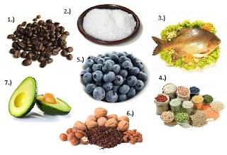 7 Smart Brain Foods that Help You Concentrate
