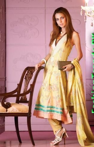 Firdous Lawn Collection 5