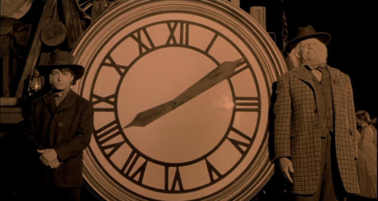 orologio ritorno al futuro
