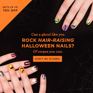 70% off Julep Halloween sets