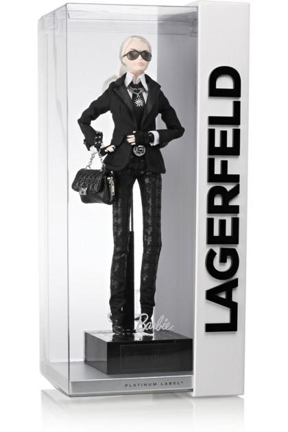Muñeca Lagerfeld