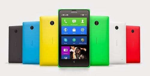 Nokia, Nokia X, Nokia X+, Nokia XL