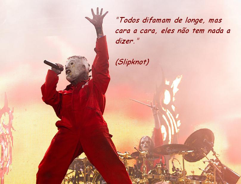 Loverock Frase Slipknot 2